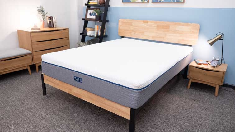 Novosbed Mattress Review (2020)   Will 4 Inches of Foam Provide Relief?