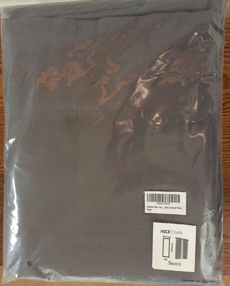 Nicetown Blackout Curtains Review