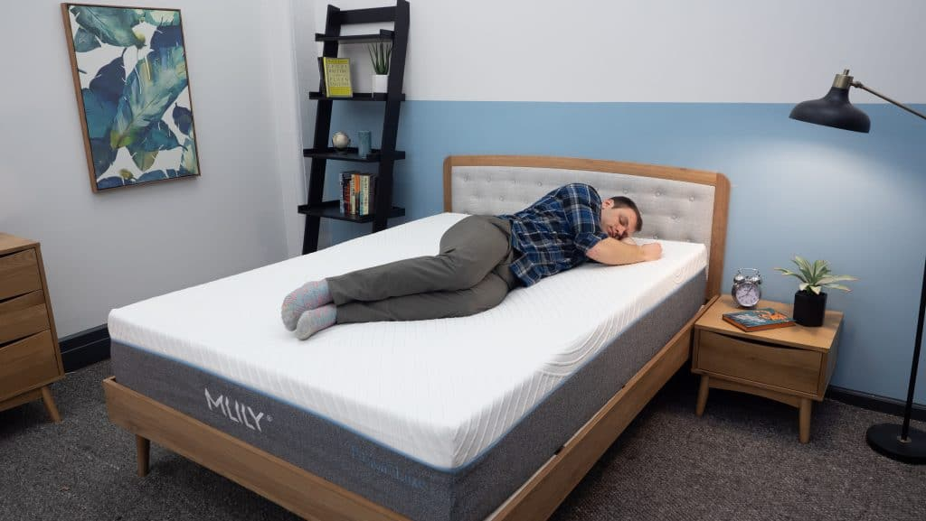 MLily Mattress Review (2021) - Wrapped Coil Foundation?