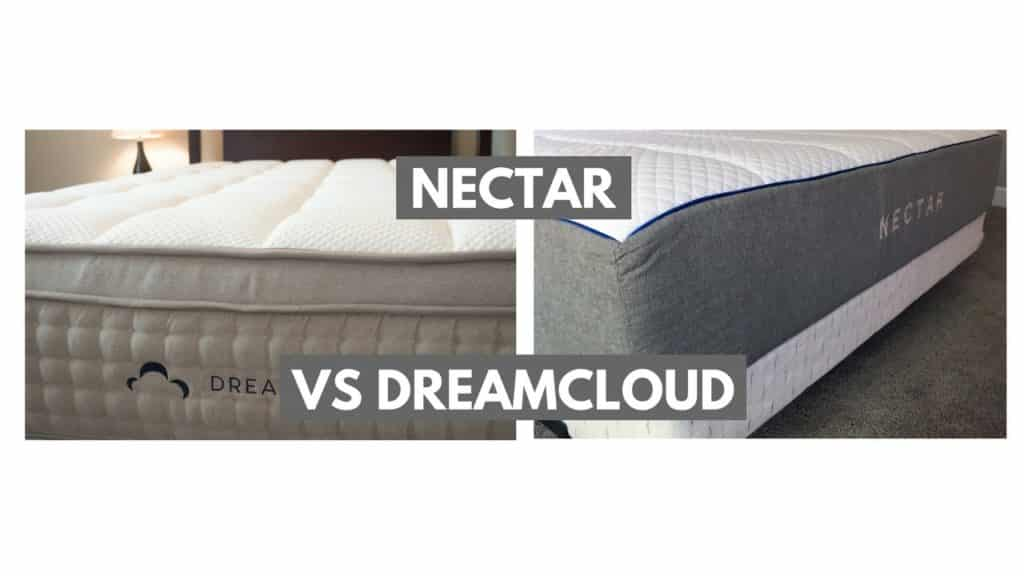 Nectar vs Dreamcloud Premier (2021) - Full Comparison