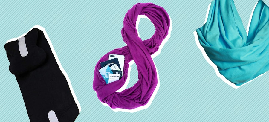 Best Sleep Scarfs for Travel