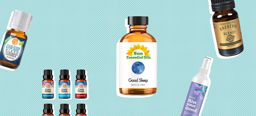 Best Essential Oils for Aromatherapy and Sleep
