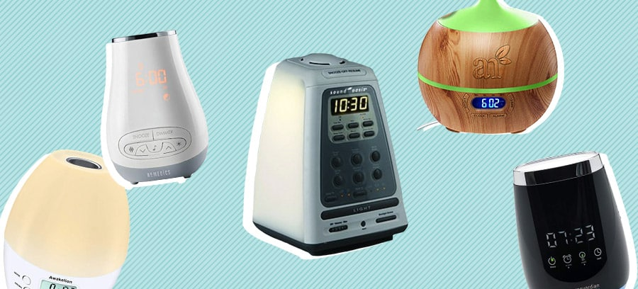 Best Aromatherapy Alarm Clocks