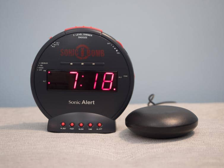 Sonic Bomb Alarm Clock Review (2021)