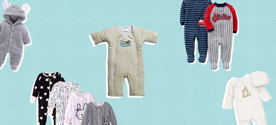 Best Sleepsuits for Infants