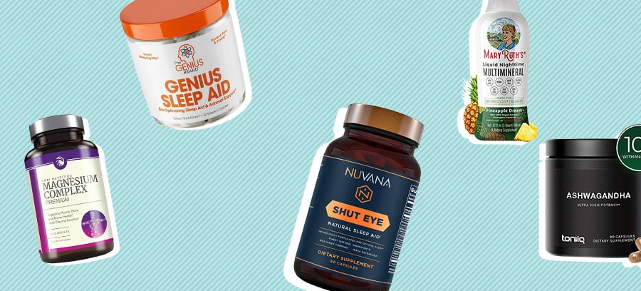 The Best All-Natural Sleep Aids of 2021