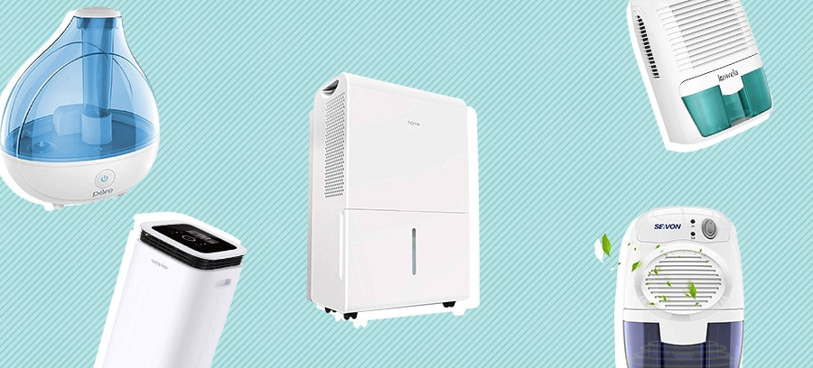 The Best Dehumidifier for Sleep of 2021