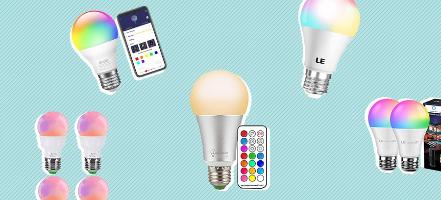 The Best Lightbulbs for Relaxation of 2021